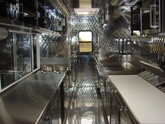Custom Mobile Food Equipment in Hammonton makes a lot of the food trucks you see around the region and beyond..