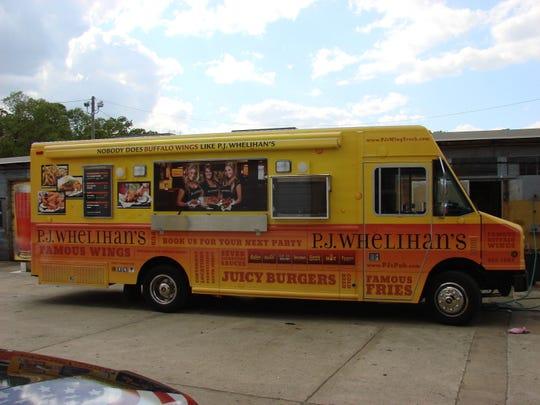 Custom Mobile Food Equipment in Hammonton. Photo provided