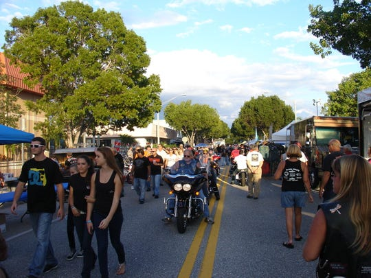 The second Bike Night of the season will take place on Dec. 10.