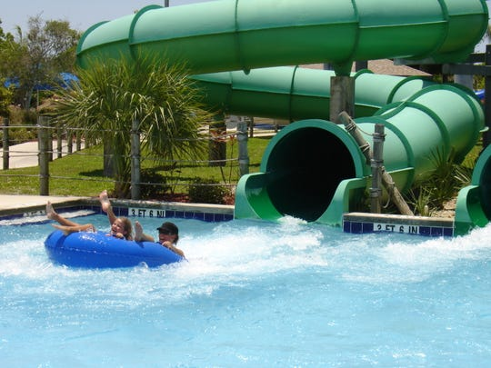 The normally family-friendly Sun Splash Family Waterpark transformed into a huge party last month with more than 1,650 teens attending. Another party is planned for April 25.
