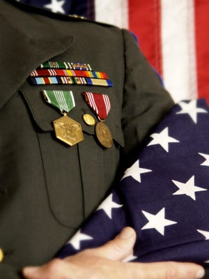 A group of veterans from various wars will receive the Camden County Service Medal Thursday.