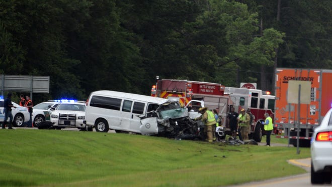 A fatality happened off of Highway 49 and J M Tatum Drive Monday afternoon.