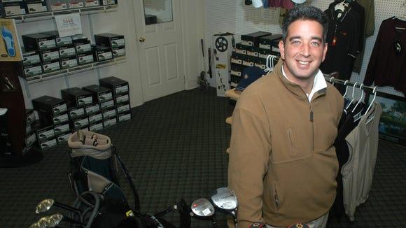Rocco Cambareri, PGA head golf professional at Maple