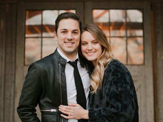 Engagements: Caroline King & Derek Dedeker