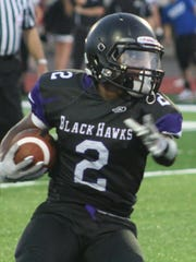 Bloomfield Hills senior captain Derek Lynch is a versatile
