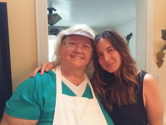 Cosby resident and prepper Heidi Keller and documentary