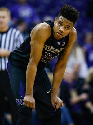 Markelle Fultz is projected to be the No. 1 pick in the 2017 NBA draft.