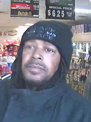 Milwaukee police released this photo of a robbery suspect.