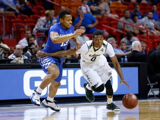 NCAA Basketball: Hoophall Miami Invitational-Kentucky at South Florida