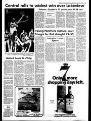 BC Sports History: Week of Dec. 17, 1975