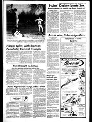 BC Sports History: Week of April 14, 1976