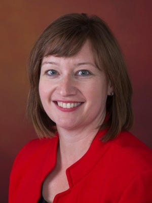 Julie Halbig, Ball State's vice president for government relations