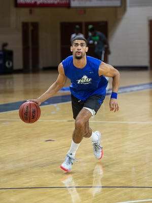 FGCU junior guard Haanif Cheatham has scored a medical hardship waiver from the NCAA and the transfer from Marquette will be eligible for the Eagles when they tip the season at Illinois State on Nov. 6 rather than in December.
