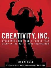 """""""Creativity, Inc,"""" by Ed Catmull details how the creative culture he and John Lasseter painstakingly cultivated at Pixar would eventually revitalize Disney Animation."""
