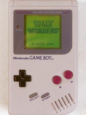 The original Nintendo Game Boy