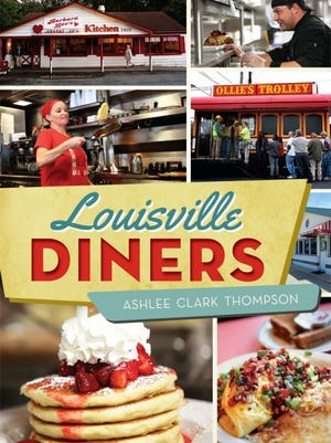 """""""Louisville"""" Diners by Ashlee Clark Thompson comes out Monday."""