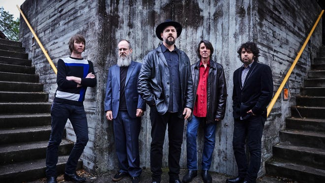 Drive-by Truckers are among the 10 initial inductees into the Athens Music Walk of Fame.