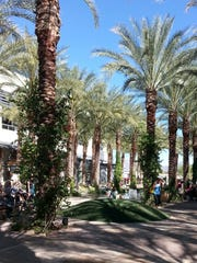 Scottsdale Quarter is considered part of the Scottsdale
