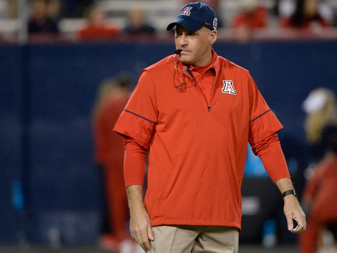 Take a look at Arizona football's 2017 schedule.