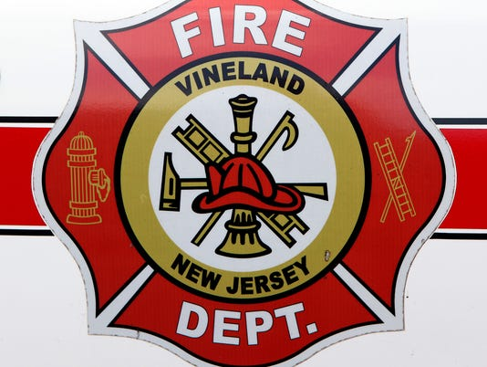 Vineland Fire Department carousel