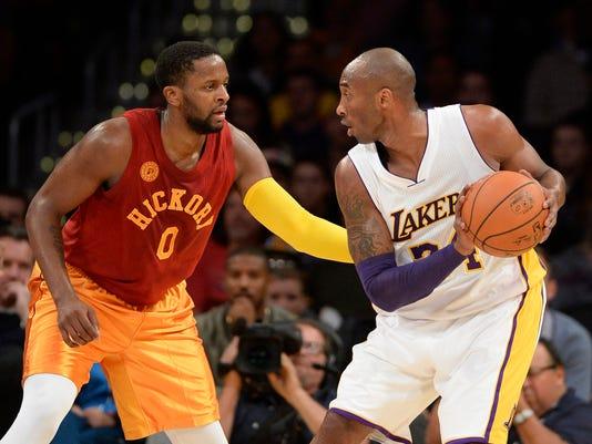 NBA: Indiana Pacers at Los Angeles Lakers