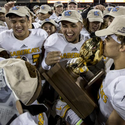 The 2016 Arizona high school football state champions