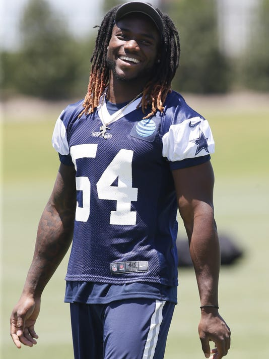 NFL: Dallas Cowboys-OTA
