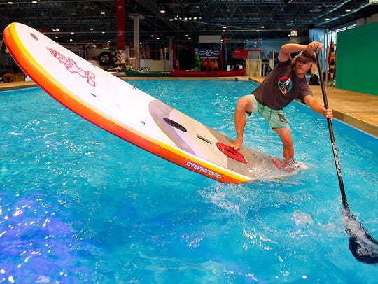 Surf boards are among the many sports items that can