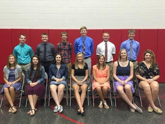 Buckeye Central Homecoming Court