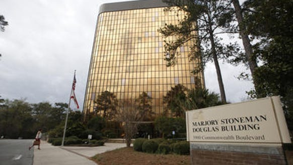 DEP offices in Tallahassee