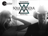 Tickets to Faith Hill and Tim McGraw