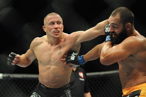 St-Pierre afraid to come back, 'make a fool of myself'