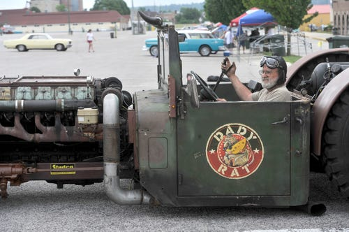 Video: A rat rod at the Street Rod Nationals East