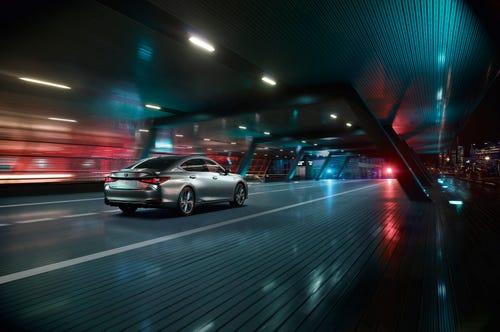 Lexus debuts new, powerful ES midsize car that rivals SUVs