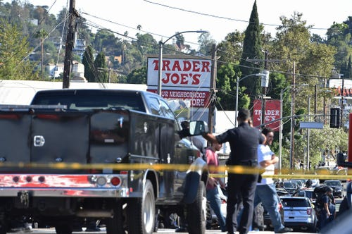 Los Angeles police report 'active incident' at Trader Joe's