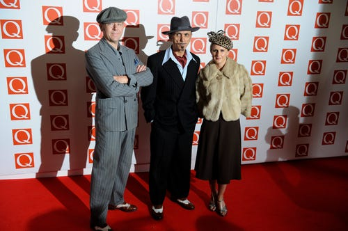 It's Dexys Midnight Runners: Pete Williams, left, Kevin Rowland and Helen O'Hara. (Photo: Ki Price, Invision, via AP)