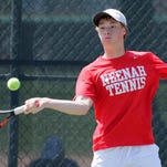Neenah edges Oshkosh West for Fox Valley Association tennis title