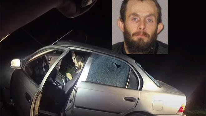 Three Flagler County Sheriff's deputies shot Steven Barneski, who was wanted on warrants for probation violation and who deputies say pulled out a gun when they attempted to get him out of a car.