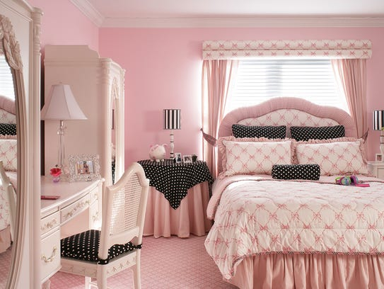 pretty in pink bedroom children s bedrooms you to see to believe 16799