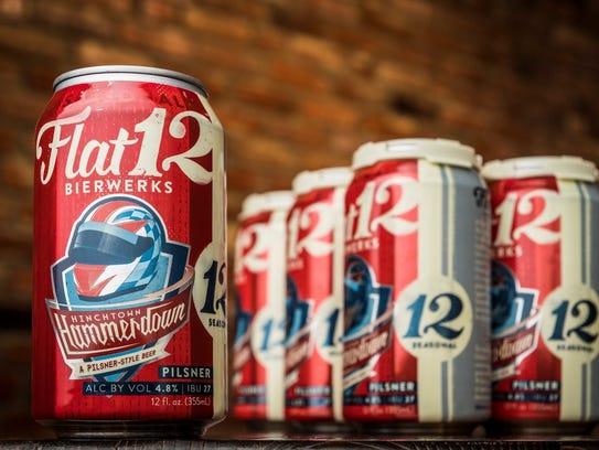 Flat12 Bierwerks Hinchtown Hammerdown.