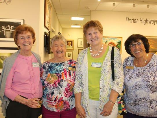 A.E. Backus Museum Board of Associates members GraceAnn