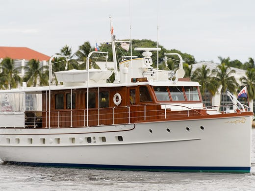 Dream Boats: The vintage appeal of Trumpy yachts