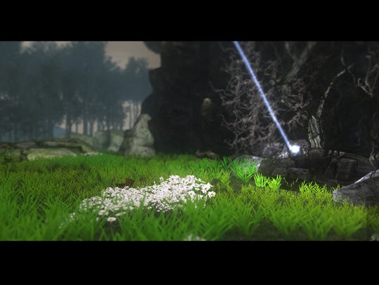 A screenshot of the game Seed.