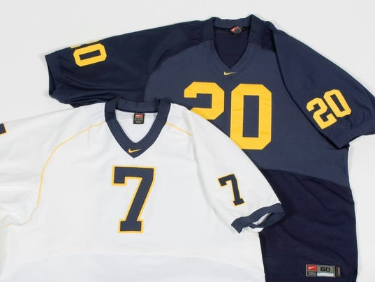 MICHIGAN JERSEYS