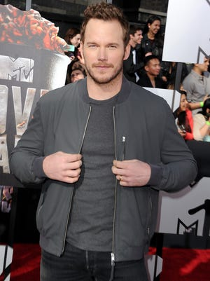 Chris Pratt shared news about a new comedy at the MTV Movie awards.