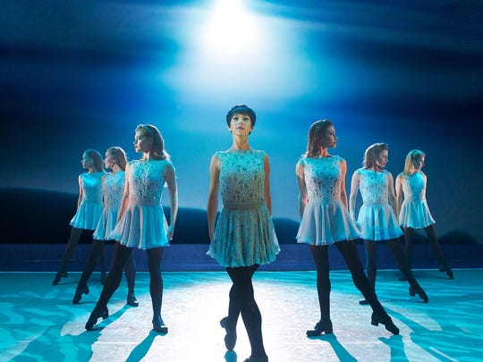 """""""Anna Livia"""" is one of the new pieces in """"Riverdance,"""" coming to Binghamton next month."""