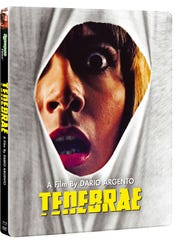 """Time to steel yourself for the 'steelbook' collector's edition of """"Tenebrae."""""""