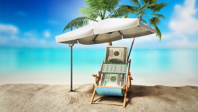 You can pamper yourself on vacation without overspending if you know when to make trade-offs. Find compromises, and spend on what matters to you.