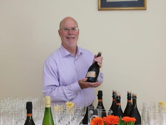 Chuck Russo, Carlo Russo's Wine & Spirit World.