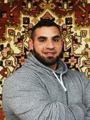 Ramzy Kaskas from Ark-La-Tex Oriental Rugs.